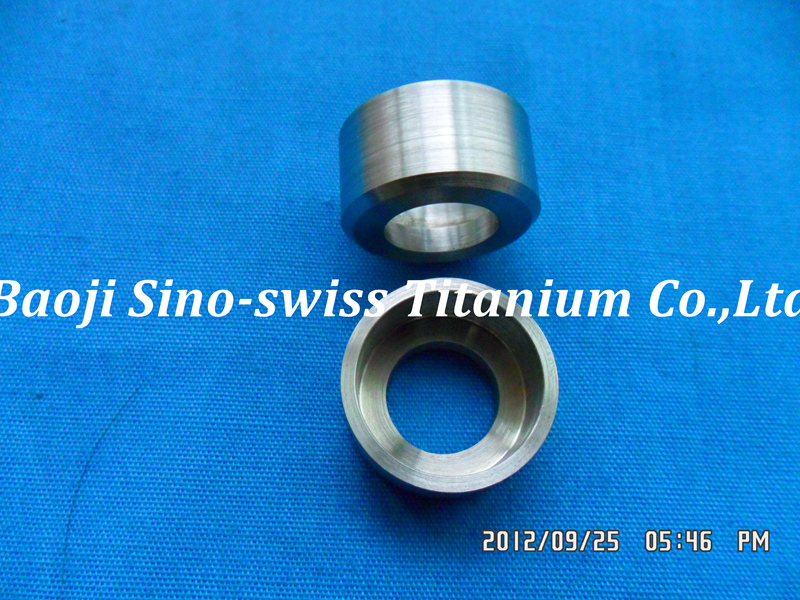 cnc machining titanium