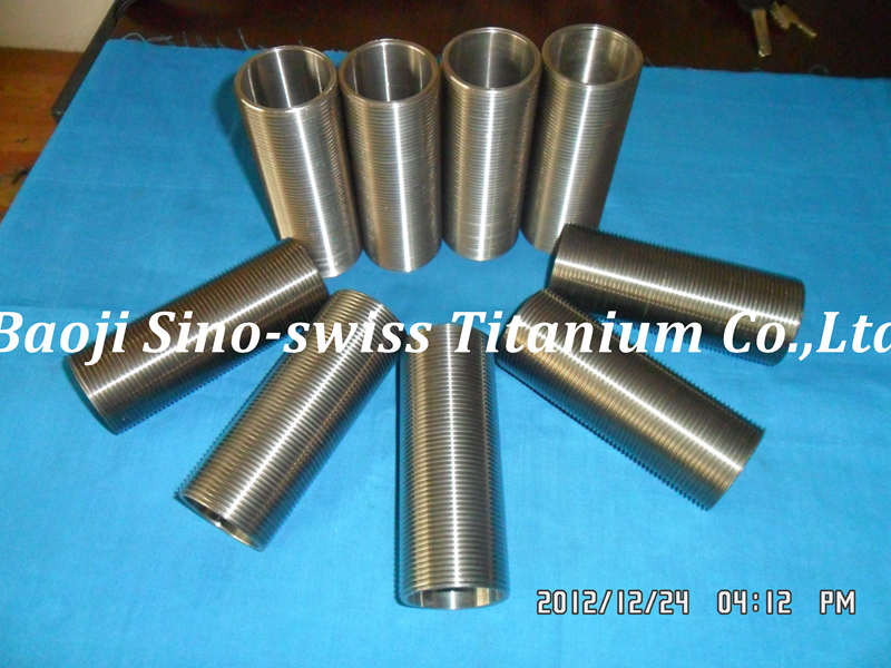 CNC Titanium precision parts