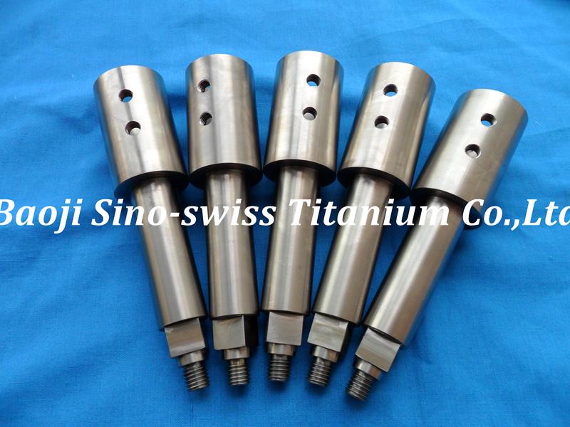 CNC Titanium precision parts