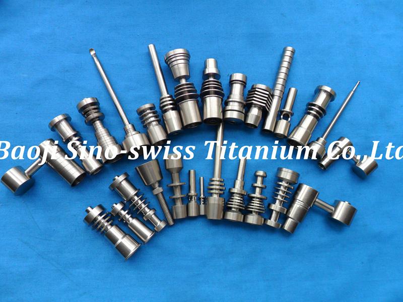 titanium nails & Domeless nails