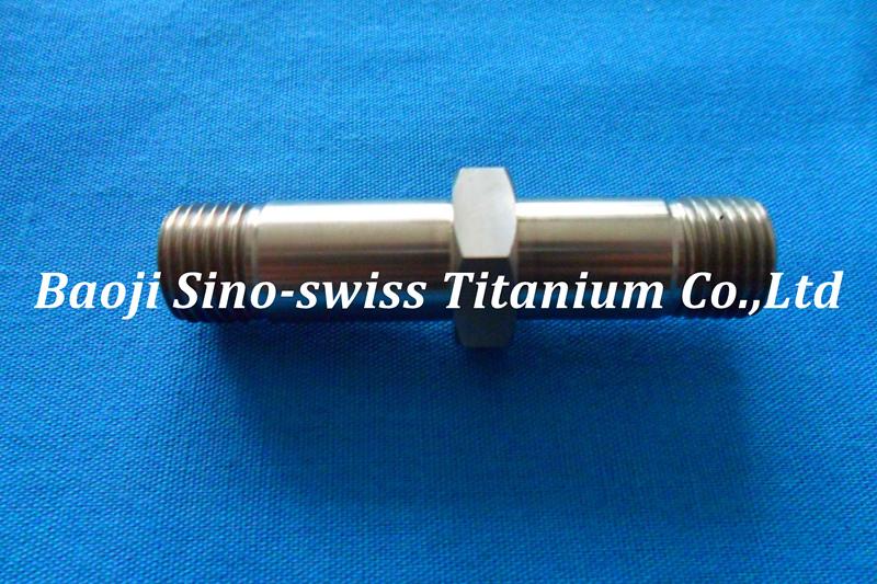 Titanium stud bolts pic 1