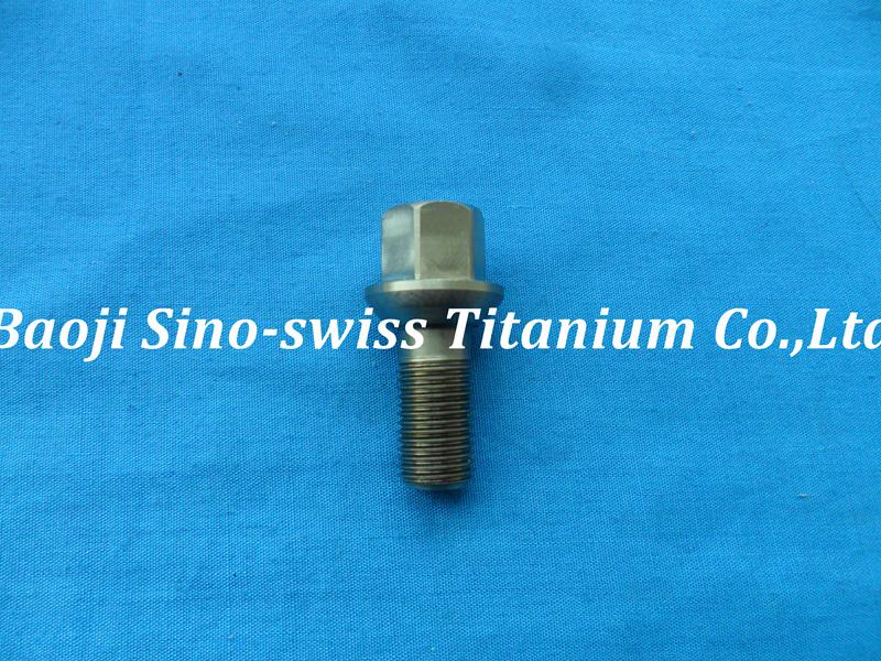 Titanium wheel bolt/Titanium lug bolt pic 1