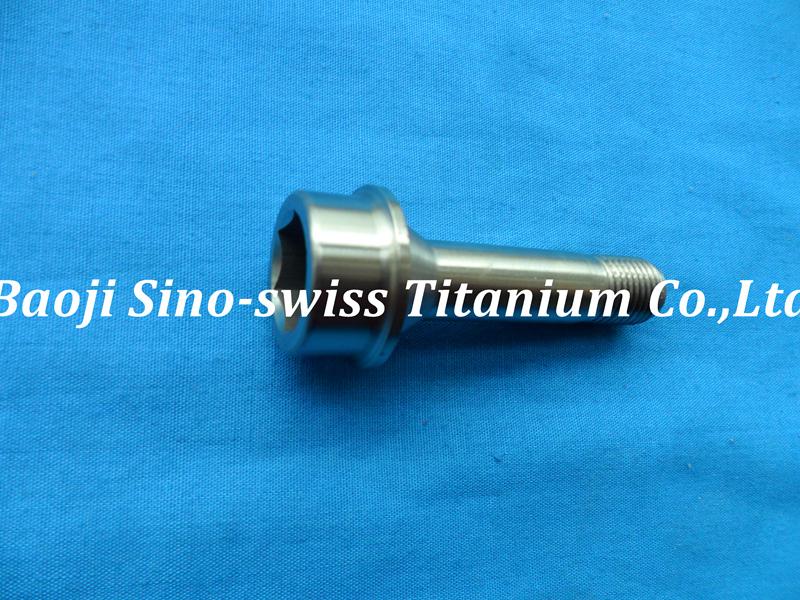 Ferrari wheel titanium bolts/Ferrari lug titanium bolts pic 1
