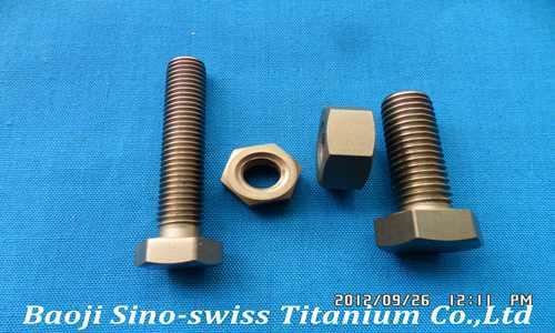 titanium bike fasteners