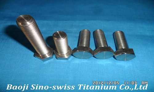 titanium fasteners china