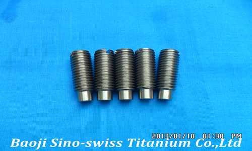 titanium fastener manufacturers