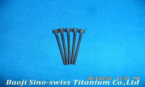 titanium fasteners suppliers