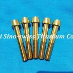 titanium bolt manufacturers