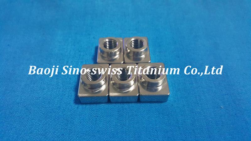 Titanium T-bolts pic 1