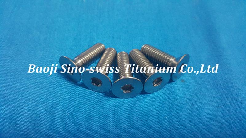 Titanium Torx Bolts,Titanium Countersunk Bolts pic 1