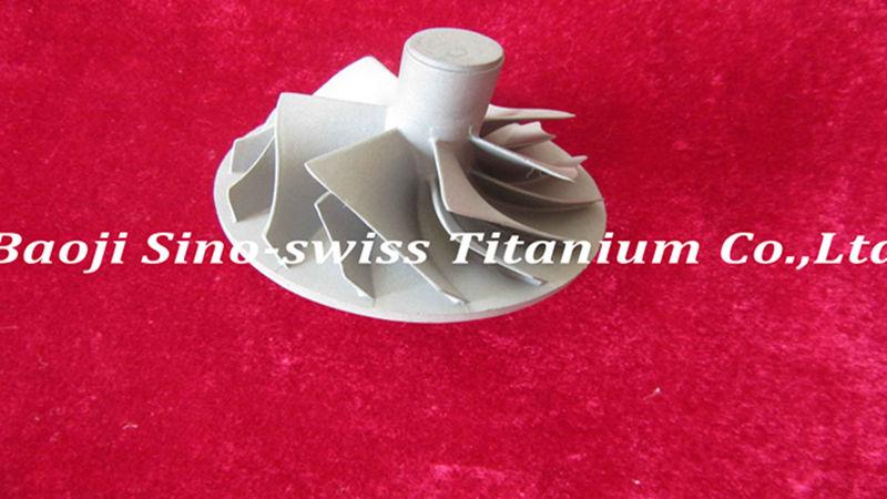 Titanium turbine pic 1