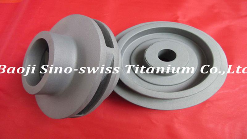 Titanium impeller pic 1