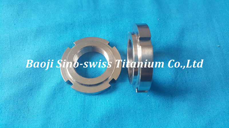 titanium stem washer/titanium stem washer nuts