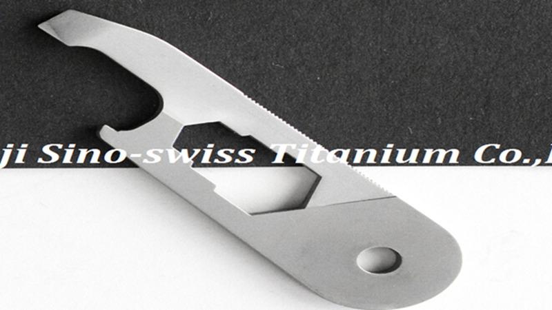 Titanium universal tool