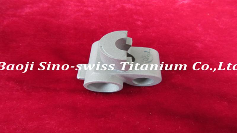 Titanium joints