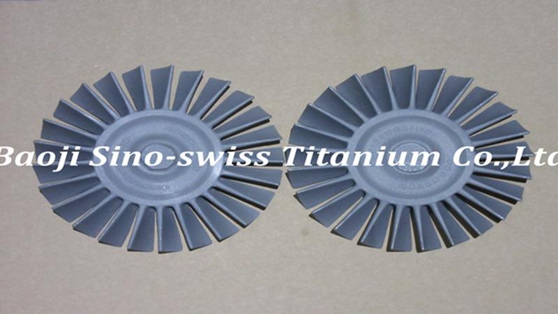 titanium casting companies