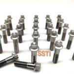 Rim Titanium Bolts /Titanium bolt for 3 pieces wheels